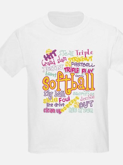 Cool Softball T-Shirt