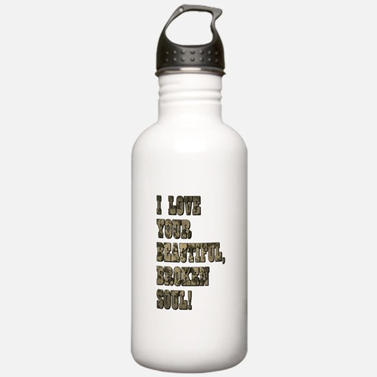 I LOVE YOUR... Water Bottle