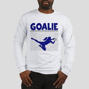 GOALIE Long Sleeve T-Shirt