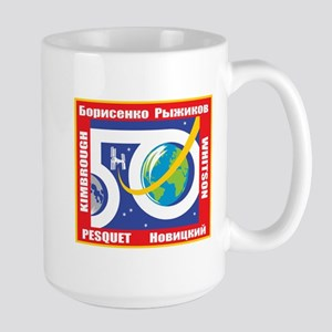Expedition 50 Large Mug