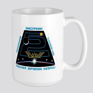 Exp 52 Original Crew Large Mug