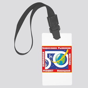 Expedition 50 Large Luggage Tag