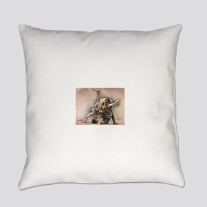 Ultimate Fighting Everyday Pillow