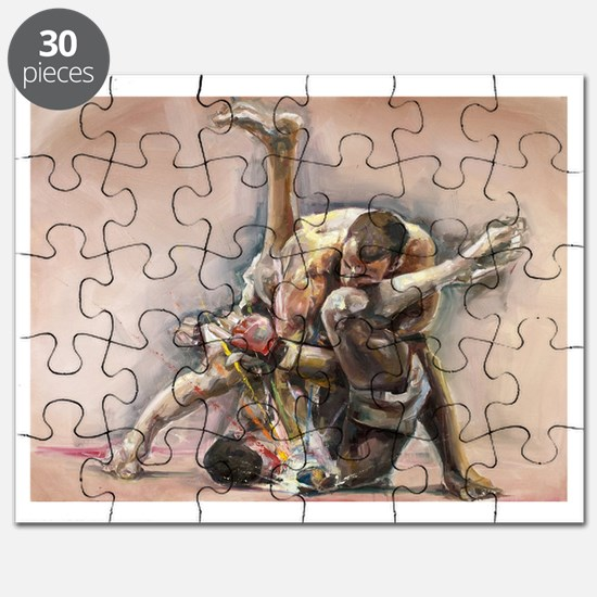 Ultimate Fighting Puzzle