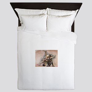 Ultimate Fighting Queen Duvet