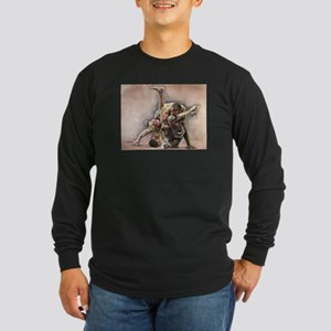 Ultimate Fighting Long Sleeve T-Shirt
