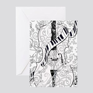 Adult coloring greeting cards cafepress adult coloring poster coloring wall greeting cards m4hsunfo