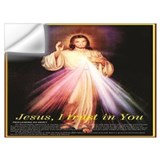 Jesus i trust in you Wall Decals