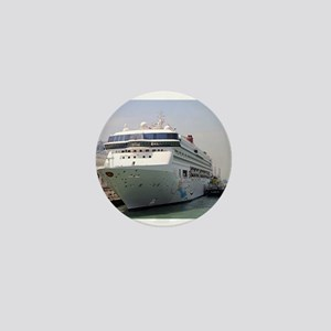 Superstar Virgo cruise ship Mini Button