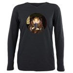 MP-QUEEN-Cairn-BR17 Plus Size Long Sleeve Tee