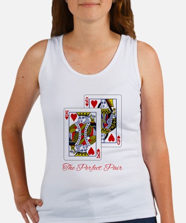 The Perfect Pair KQ Women's Tank Top