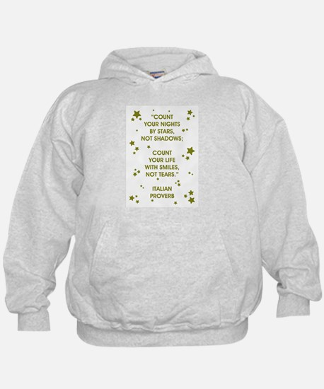 COUNT YOUR LIFE... Hoodie