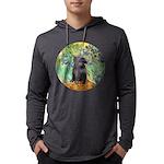 MP-IRISES-Cairn-BR17 Mens Hooded Shirt