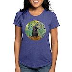 MP-IRISES-Cairn-BR17 Womens Tri-blend T-Shirt