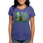 MP-BRIDGE-Cairn-BR21 Womens Tri-blend T-Shirt