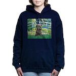 MP-BRIDGE-Cairn-BR21 Women's Hooded Sweatshirt