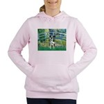 MP-BRIDGE-Catahoula1 Women's Hooded Sweatshirt