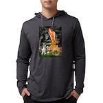 MIDEVE-Catahoula1 Mens Hooded Shirt