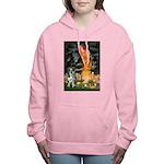 MIDEVE-Catahoula1 Women's Hooded Sweatshirt