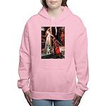 MP-ACCOLADE-Catahoula1 Women's Hooded Sweatshi