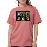 T-MPDogs4-Cavalier Womens Comfort Colors Shirt