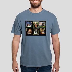 T-MPDogs4-Cavalier Mens Comfort Colors Shirt