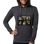 T-MPDogs4-Cavalier Womens Hooded Shirt