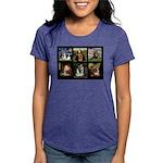 T-MPDogs4-Cavalier Womens Tri-blend T-Shirt