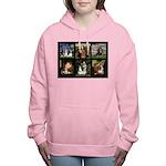 T-MPDogs4-Cavalier Women's Hooded Sweatshirt
