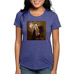 MP-LINCOLN-Cav-Ruby7 Womens Tri-blend T-Shirt