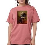 TILE-Lincoln-Cav-Blk-Tan Womens Comfort Colors