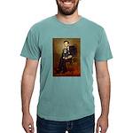 TILE-Lincoln-Cav-Blk-Tan Mens Comfort Colors S