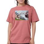 CREATION-Cav2B Womens Comfort Colors Shirt