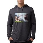 CREATION-Cav2B Mens Hooded Shirt