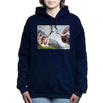 CREATION-Cav2B Women's Hooded Sweatshirt