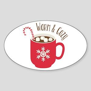 Warm & Cozy Sticker