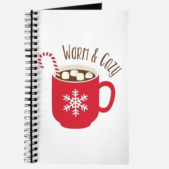 Warm & Cozy Journal