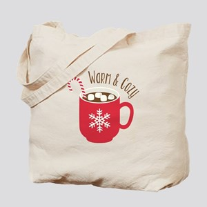 Warm & Cozy Tote Bag