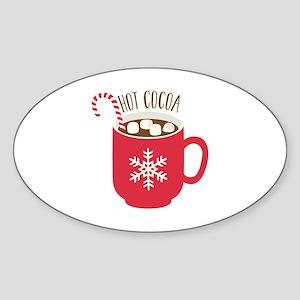 Hot Cocoa Sticker