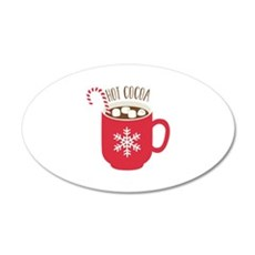 Hot  Cocoa Wall Decal