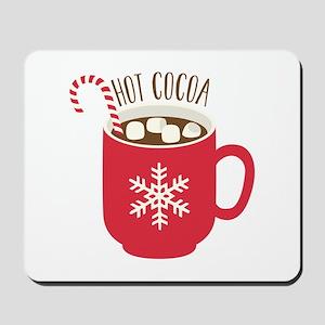 Hot Cocoa Mousepad