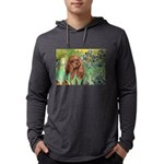 3-MP-IRISES-Cav-Ruby7 Mens Hooded Shirt