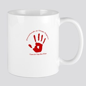 Band of the Red Hand Mugs