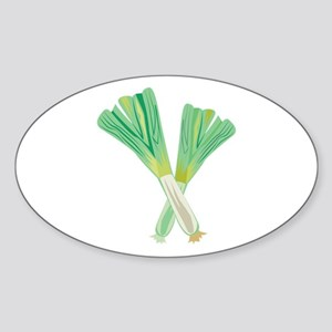 Green Onions Sticker