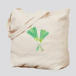 Green Onions Tote Bag