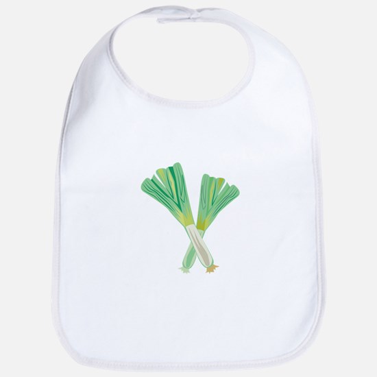 Green Onions Bib