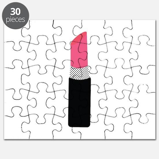 Lipstick Puzzle