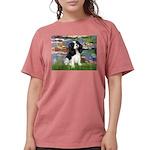 LILIES2-Cav-Tri52  Womens Comfort Colors Shirt
