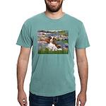 3-MP-LILIES 2-CAV2B Mens Comfort Colors Shirt