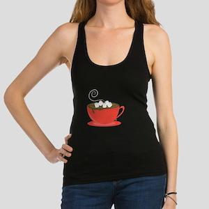 Hot Chocolate Racerback Tank Top